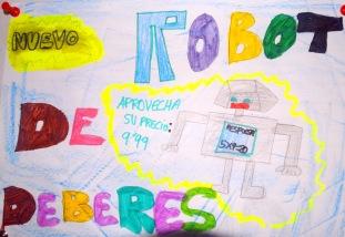 robot de deberes