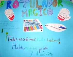 rotulador magico